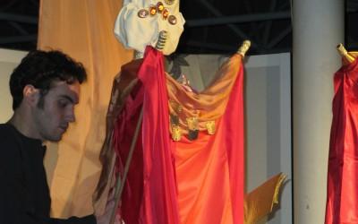 Il grande re del Tibet e le due Principesse