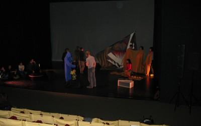 Il Piccolo Principe - backstage