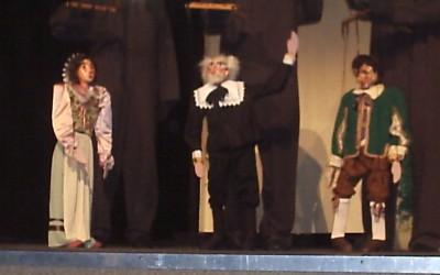 Lucia, Don Abbondio e Renzo