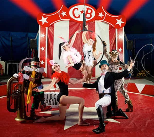 Magico 2019: Circo Barnum